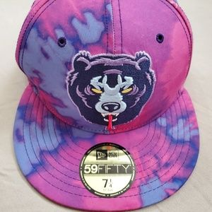 New Era x Mishka Collab Fitted Cap 7 1/4